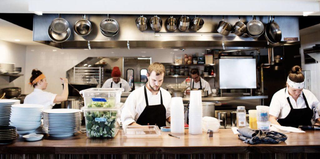 Вентиляция в кафе и ресторанах