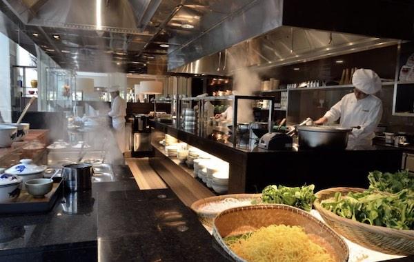 Вентиляция и кондиционирование в кафе и ресторанах