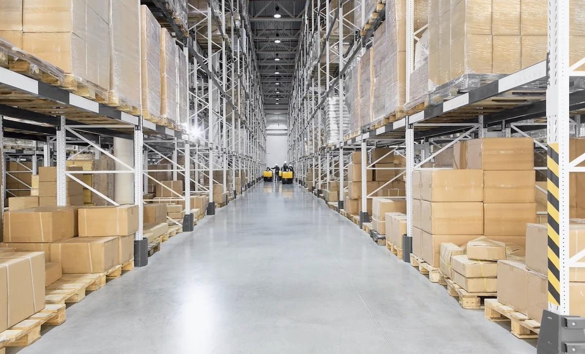 Вентиляция склада Новосибирск